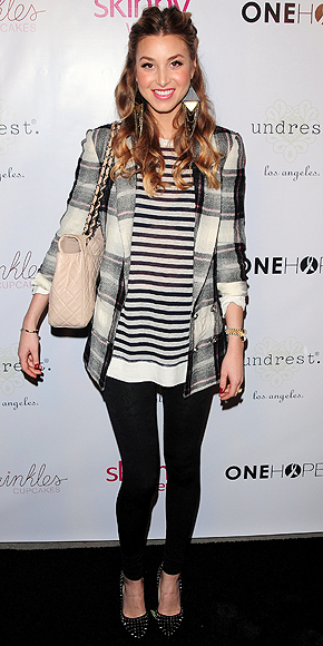 whitney port hair the city